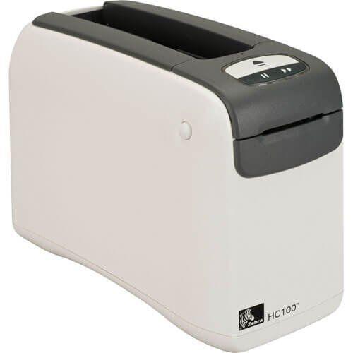 Impressora de Pulseiras Zebra HC100  - ZIP Automação