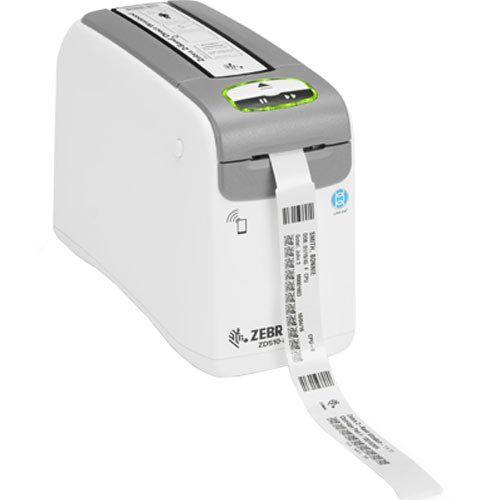 Impressora de Pulseiras Zebra ZD510-HC  - ZIP Automação