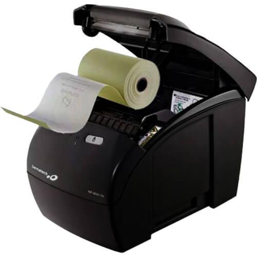 Impressora Térmica Fiscal Bematech MP-4000 TH FI GPRS  - ZIP Automação