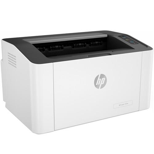 Impressora Laser HP Laserjet Mono 107W USB / Wi-Fi  - ZIP Automação