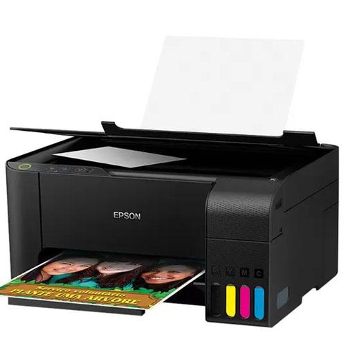 Impressora Multifuncional Epson EcoTank L3110 Jato de Tinta USB  - ZIP Automação
