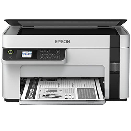 Impressora Multifuncional Epson EcoTank M2120 Jato de Tinta USB / Wi-Fi  - ZIP Automação
