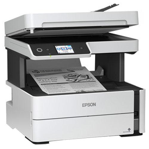 Impressora Multifuncional Epson EcoTank M3170 Jato de Tinta USB / Wi-Fi  - ZIP Automação