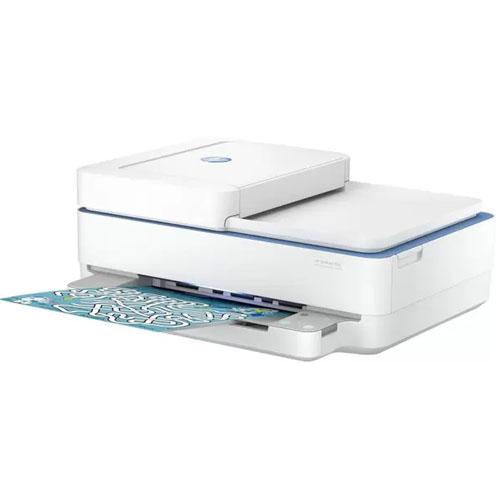 Impressora Multifuncional HP INK Advantage 6476 Jato de Tinta USB / Wi-Fi  - ZIP Automação