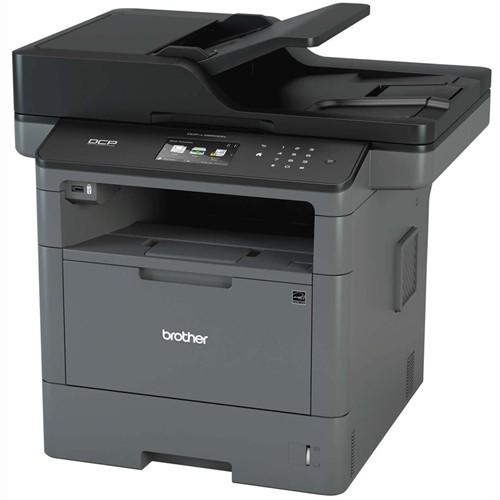 Impressora Multifuncional Laser Brother DCP-L5502DN USB / Wi-Fi  - ZIP Automação