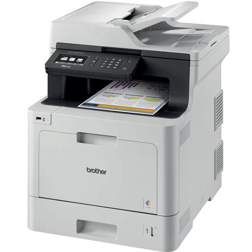 Impressora Multifuncional Laser Brother MFC-L8610CDW USB / Wi-Fi  - ZIP Automação