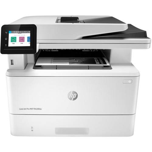 Impressora Multifuncional Laser HP Laserjet Pro Mono M428FDW USB / Wi-Fi  - ZIP Automação
