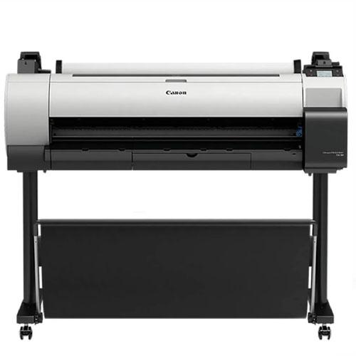 Impressora Plotter Canon TA-30 c/ Pedestal USB  - ZIP Automação