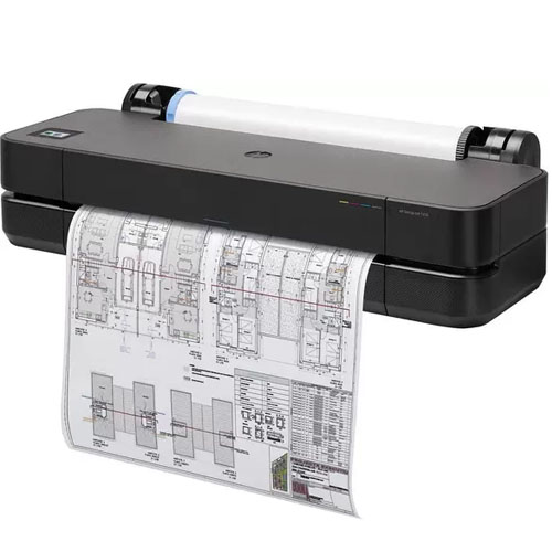 Impressora Plotter HP DesignJet T250 USB / Wi-Fi  - ZIP Automação