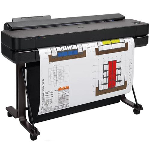 Impressora Plotter HP DesignJet T650 USB / Wi-Fi  - ZIP Automação