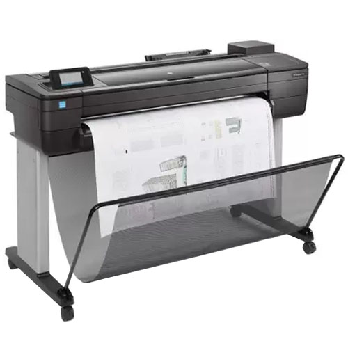 Impressora Plotter HP DesignJet T730 USB / Wi-Fi  - ZIP Automação