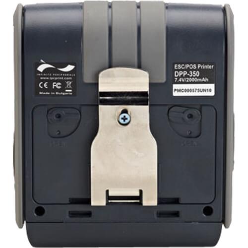 Impressora Térmica Portátil Datecs DPP-350BT Bluetooth  - ZIP Automação