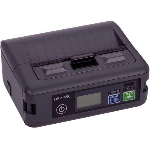 Impressora Térmica Portátil Datecs DPP-450BT Bluetooth  - ZIP Automação