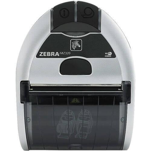Impressora Térmica Portátil Zebra iMZ320 Bluetooth  - ZIP Automação