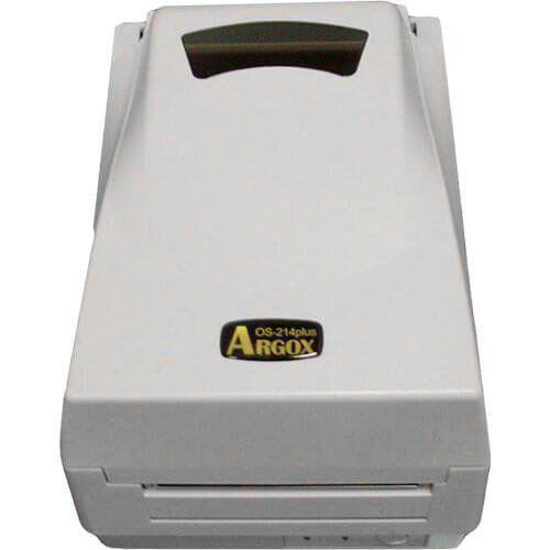Impressora Térmica de Etiquetas Argox OS-214 Plus PPLB  - ZIP Automação
