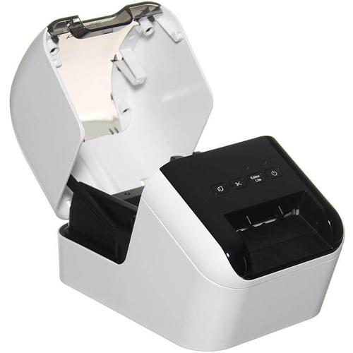 Impressora Térmica de Etiquetas Brother QL800  - ZIP Automação