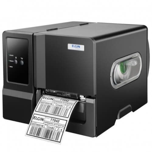 Impressora Térmica de Etiquetas Elgin TT042  - ZIP Automação