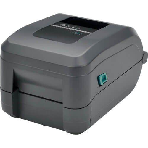 Impressora Térmica de Etiquetas Zebra GT800  - ZIP Automação