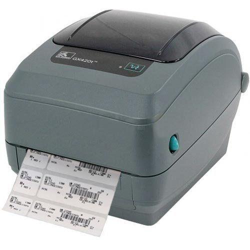 Impressora Térmica de Etiquetas Zebra GX420t  - ZIP Automação