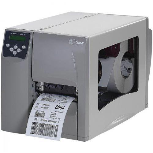 Impressora Térmica de Etiquetas Zebra S4M Stripe  - ZIP Automação