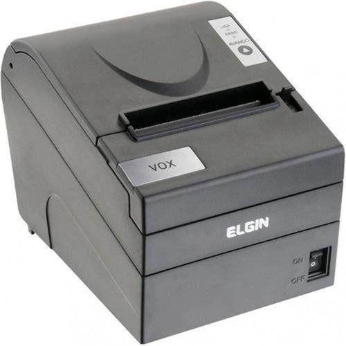 Impressora Térmica Não Fiscal Elgin VOX+  - ZIP Automação