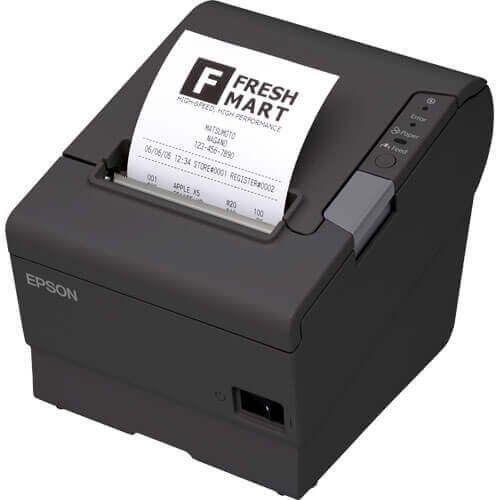 Impressora Térmica Não Fiscal Epson TM-T88V  - ZIP Automação