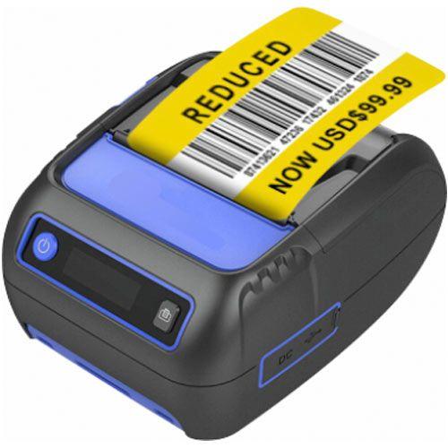 Impressora Térmica Portátil Datecs DTS-2500 Bluetooth  - ZIP Automação