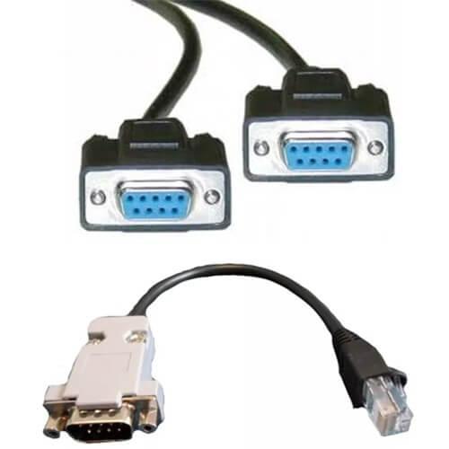 Kit Conversor TTL/RS-232C e Cabo RS-232C - Toledo  - ZIP Automação