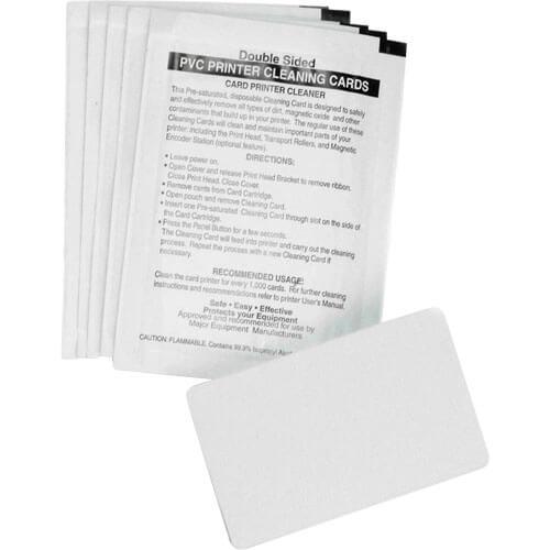 Kit de Limpeza Zebra para ZXP Série 1  - ZIP Automação