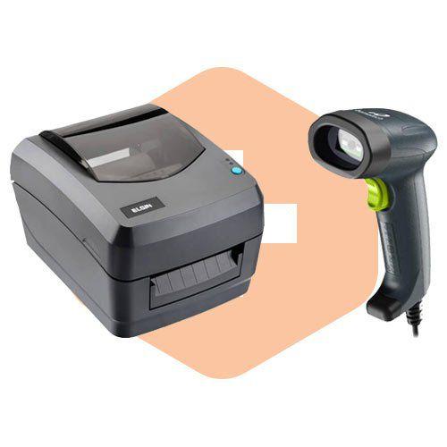 Kit Impressora L42 Elgin + Leitor I-150 Bematech  - ZIP Automação