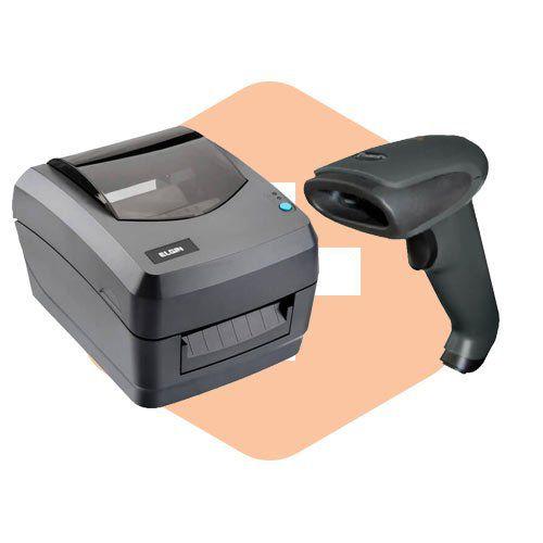 Kit Impressora L42 Elgin + Leitor TL-120 Tanca  - ZIP Automação