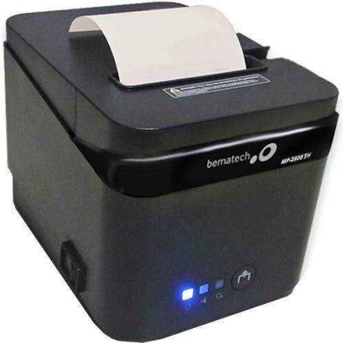 Kit Impressora MP-2800 TH + Leitor S-100 - Bematech  - ZIP Automação