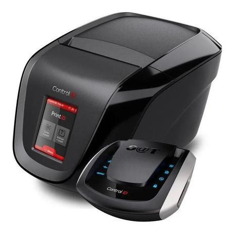 Kit SAT Fiscal ID SatiD + Impressora ID Print iD Control ID  - ZIP Automação