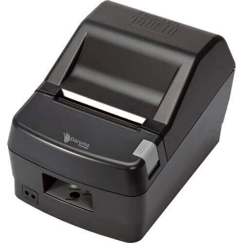 Kit SAT Fiscal Linker SAT II Elgin + Impressora DR800 L Daruma  - ZIP Automação