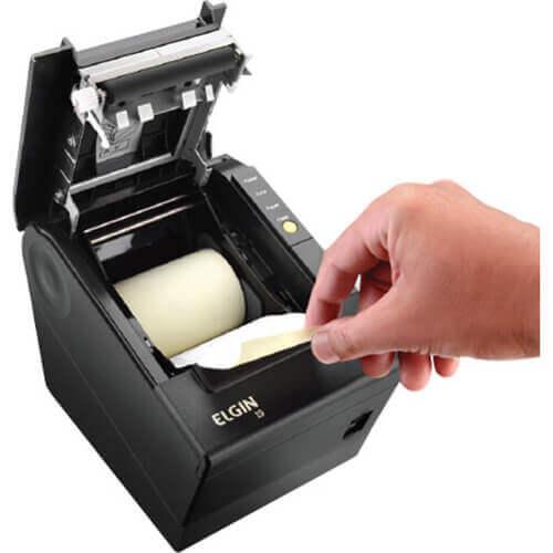 Kit SAT Fiscal Linker SAT II + Impressora i9 - Elgin  - ZIP Automação