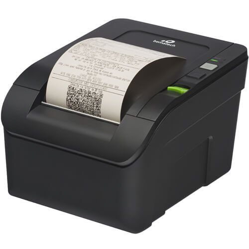 Leitor 7980g Honeywell + Impressora MP-100S TH Bematech  - ZIP Automação