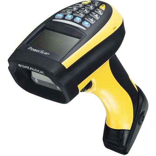Leitor de Código de Barras Sem Fio Datalogic PowerScan PM9300  - ZIP Automação