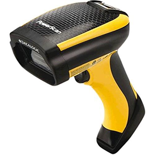 Leitor de Código de Barras Sem Fio 2D Datalogic PowerScan PM9500  - ZIP Automação