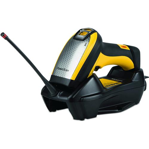 Leitor de Código de Barras Sem Fio 2D Datalogic PowerScan PM9500-DPM  - ZIP Automação