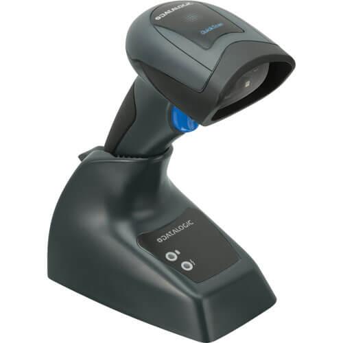 Leitor de Código de Barras Sem Fio 2D Datalogic QuickScan I QBT2400  - ZIP Automação