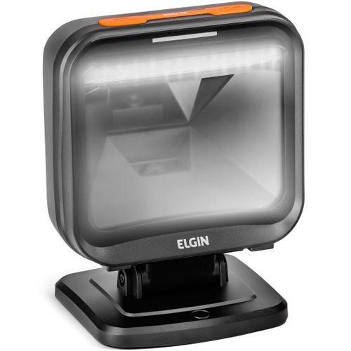 Leitor de Código de Barras Fixo 2D Elgin EL5220  - ZIP Automação