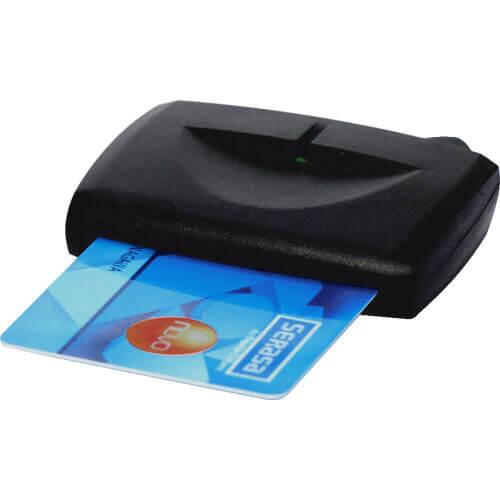 Leitor de Smart Card Smartnonus - Nonus  - ZIP Automação