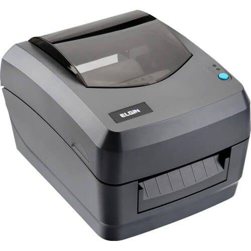 Leitor Flash Elgin + Impressora L42 Elgin  - ZIP Automação