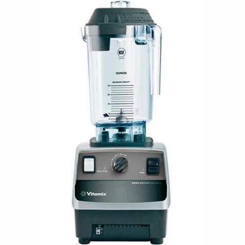 Liquidificador Alta Rotação 0,9L Copo Policarbonato Bras Drink Machine Advance 220V  - ZIP Automação