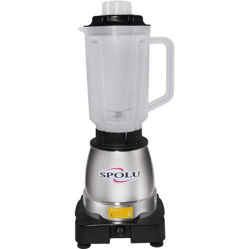 Liquidificador Alta Rotação 1,75L Copo Polipropileno Spolu Gourmet Luxo SPL-060 220V  - ZIP Automação