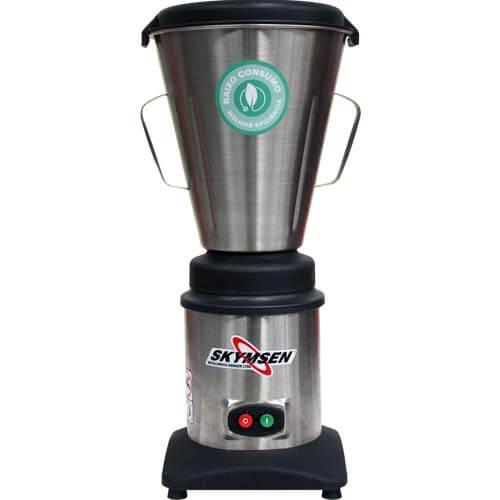 Liquidificador Inox 4L Copo Monobloco Skymsen LC4 127V  - ZIP Automação