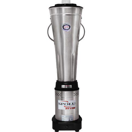 Liquidificador Inox 10L Spolu Attak SPL-052AC 127V  - ZIP Automação
