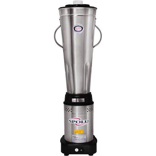 Liquidificador Inox 10L Spolu SPL-052W Bivolt  - ZIP Automação