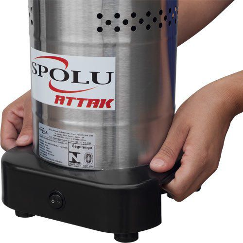 Liquidificador Inox 2L Spolu Attak SPL-048AD 220V  - ZIP Automação