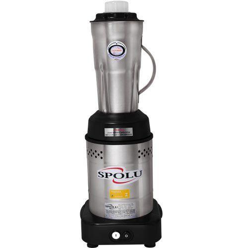 Liquidificador Inox 2L Spolu SPL-048X Bivolt  - ZIP Automação